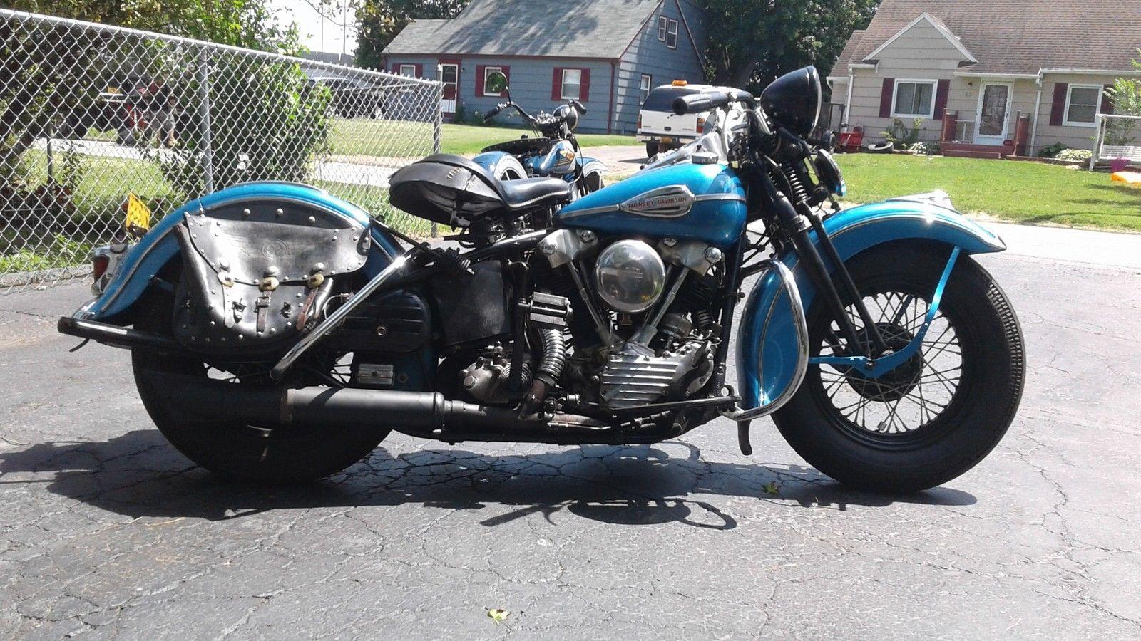 1946 Harley-Davidson Other | Harley davidson, Harley davidson ...