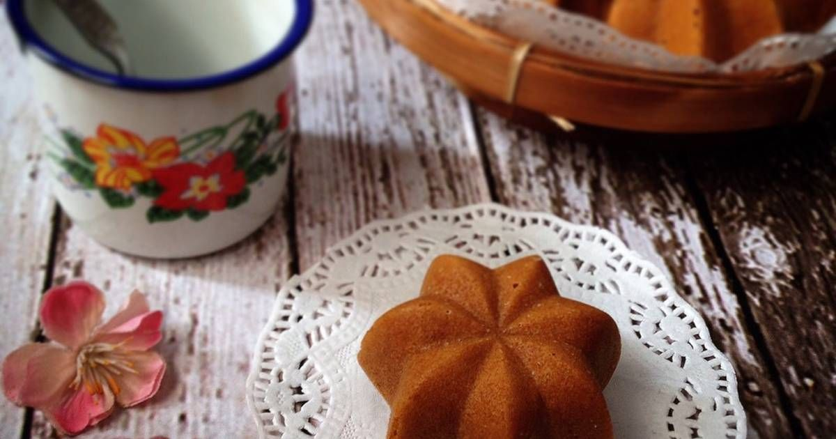 Resep Bolu Sakura Bolu Karamel Jadul Oleh Ibu Malka Resep Cemilan Resep Karamel