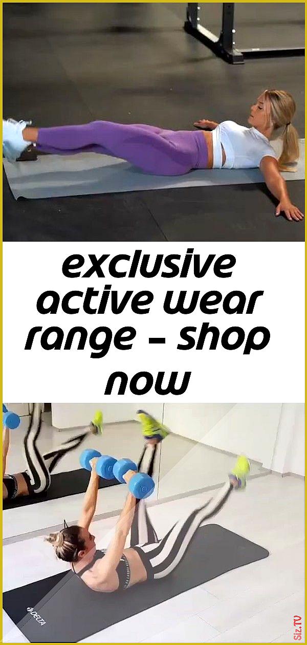 Exclusive active wear range shop now Exclusive active wear range shop now Jeffrey Parker jeffreyp038...