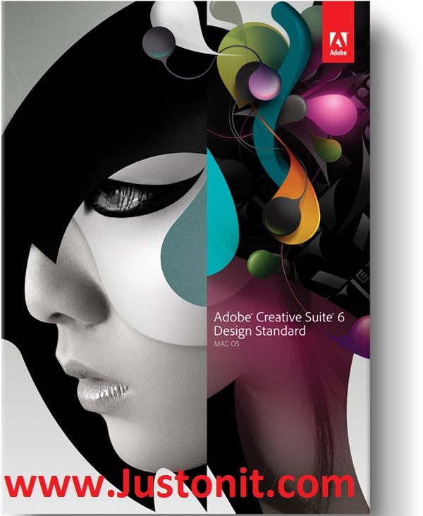 creative suite 6 design standard serial number mac