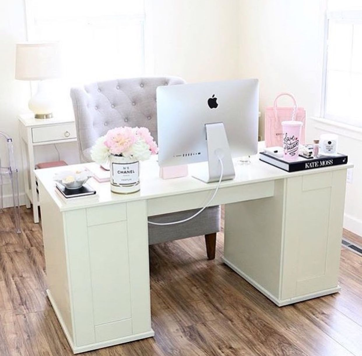 girly office decor. Very Cute Girly Office Room Decor