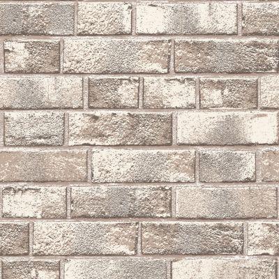 Tempaper Textured Brick SelfAdhesive Wallpaper & Reviews