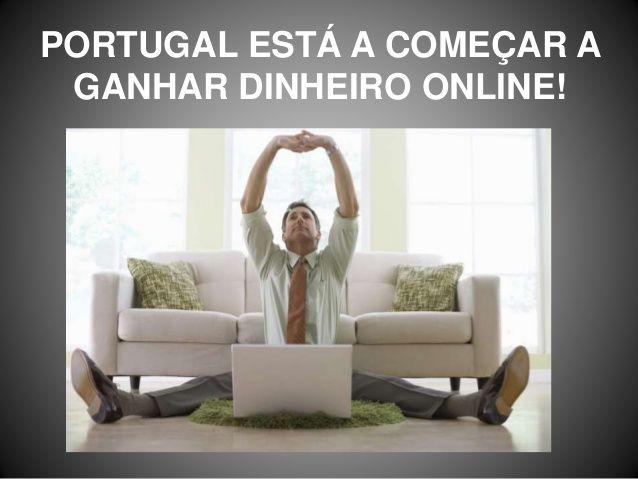 Cada vez mais portuguêses usam a internet para mudarem o rumo das suas vidas. E com muita razão... Vê o power point http://de.slideshare.net/mlmbuilder/dinheiro-43295549