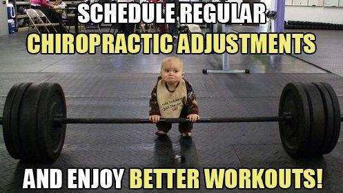 Get Adjusted