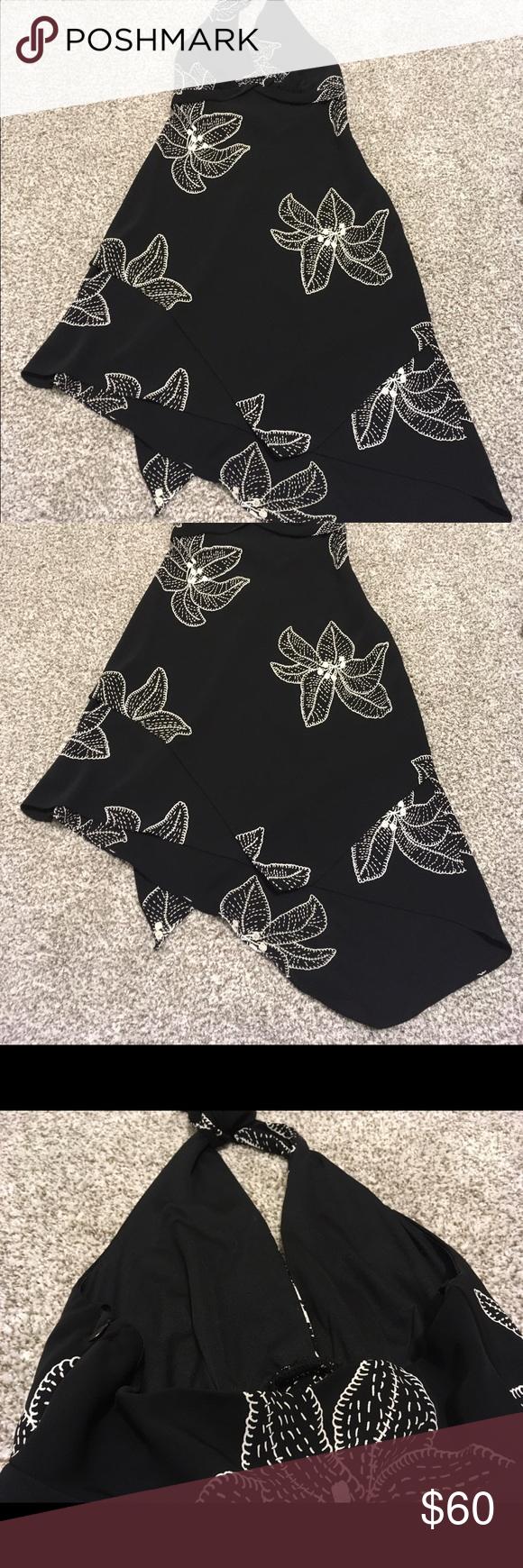 Sl fashions size asymmetrical halter dress this sl fashions