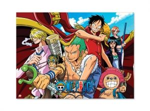 Characters (52x38) from One Piece