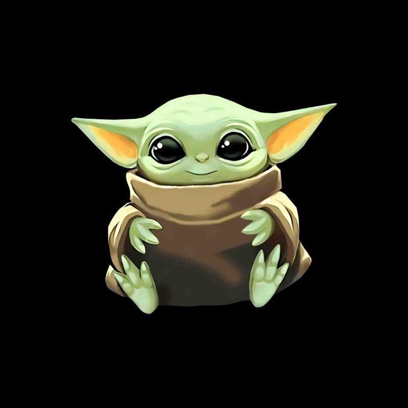 Baby Yoda Png Baby Yoda Jpg Baby Yoda Design Baby Yoda Yoda Artwork Yoda Png Yoda Art