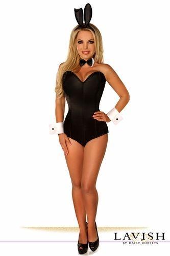 sexy lavish tuxedo bunny playboy playmate corset costume regplus size avail - Ebaycom Halloween Costumes
