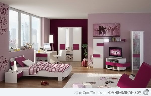 Zebra Bedroom Ideas For Teens | 20 Stylish Teenage Girls Bedroom Ideas |  Home Design Lover
