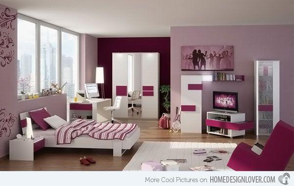 20 Stylish Teenage Girls Bedroom Ideas Stylish, Bedrooms and Teen