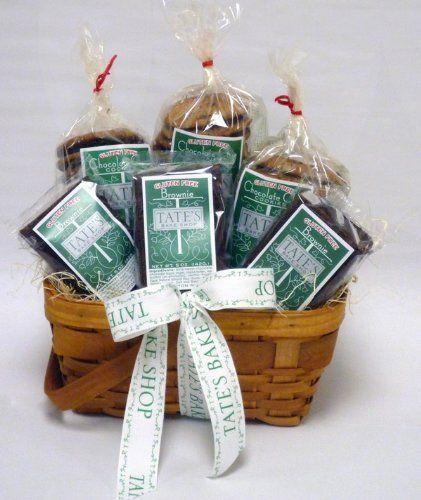 Tates bake shop gluten free gift basket health pinterest tates bake shop gluten free gift basket negle Choice Image