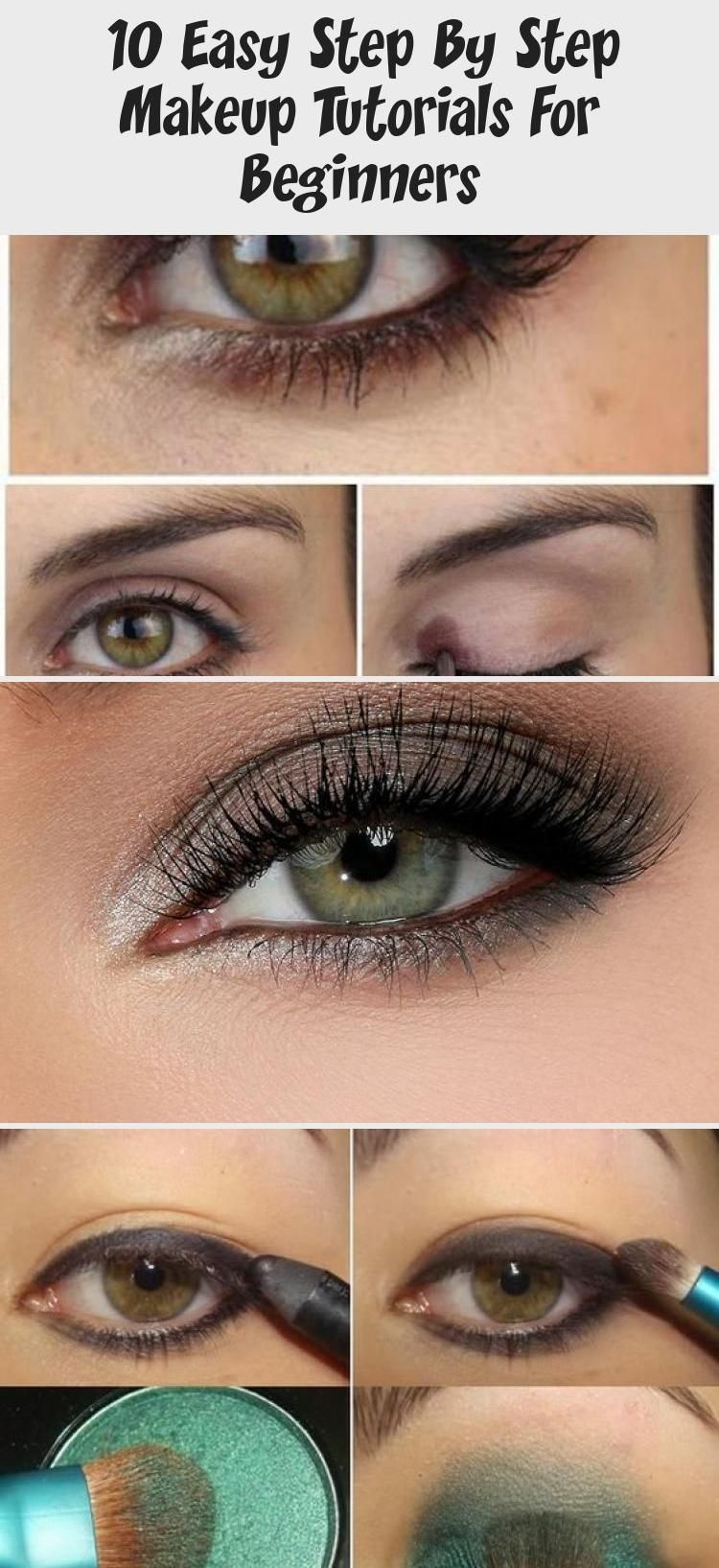 10 Easy Step By Step Makeup Tutorials For Beginners Pinokyo 10 Easy Step By Step Makeu In 2020 Makeup Tutorial For Beginners Makeup Tutorial Makeup Tutorial Video