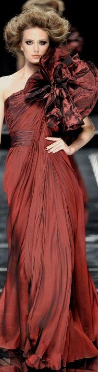 HAUTE FLASH Elie Saab Haute Couture Fall 2008 look11