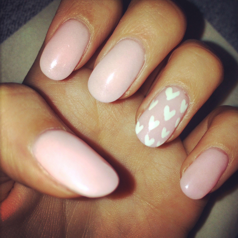 Christmas Nails Nexgen: Pink Love! #nexgen #nails