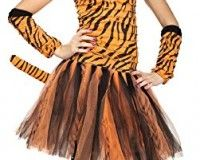 wild and wonderful tigress new tigress child costume for halloween - Tigress Halloween Costume