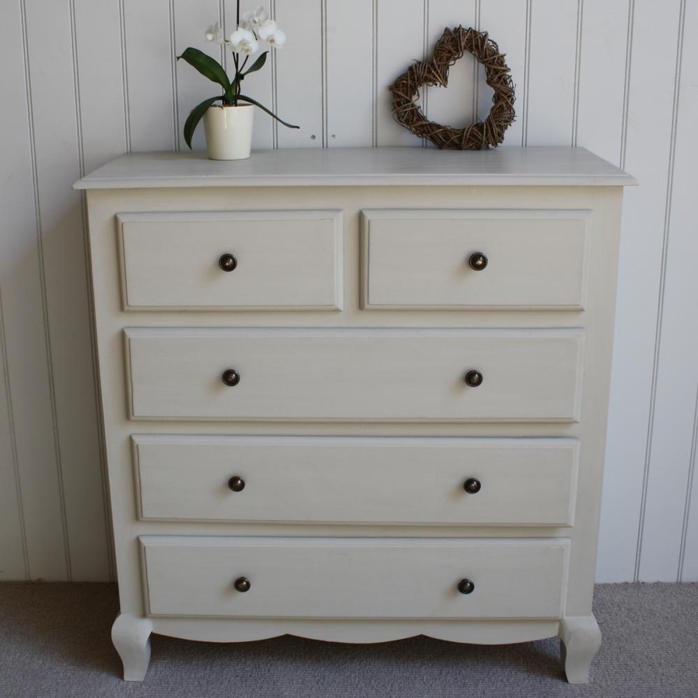 Burlington Chest Of Drawers Almond