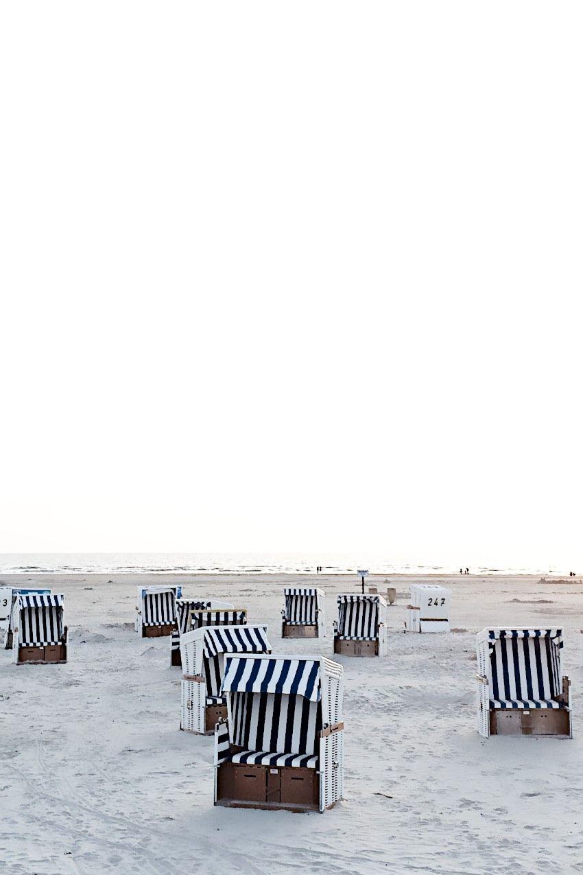 north sea germany Sankt Peter Ording #travel #wanderlust #takemethere