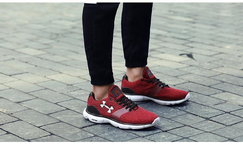 2018 Sneakers Breathable Jogging Sneakers Men Fashion Sneakers Mens Sport Sneakers
