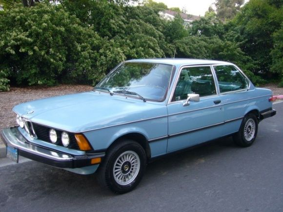 E BMW E I California Survivor Bimmer E - 1977 bmw
