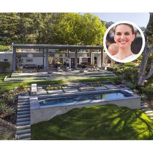 Natalie Portman Montecito House Natalie Portman House Styles Mansions