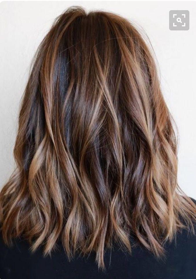 10 Pretty Layered Medium Hairstyles 2020 Hair Styles Hair Lengths Hair