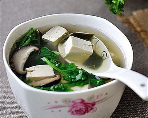 Tofu soup with vegetables soups pinterest tofu soup tofu and tofu soup with vegetables forumfinder Images