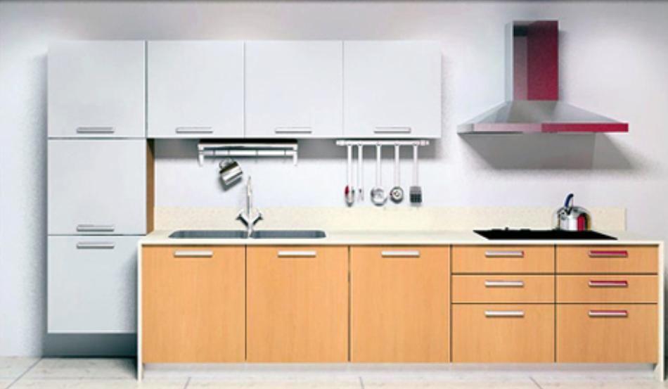 resultado de imagen para gabinetes blanco cocina