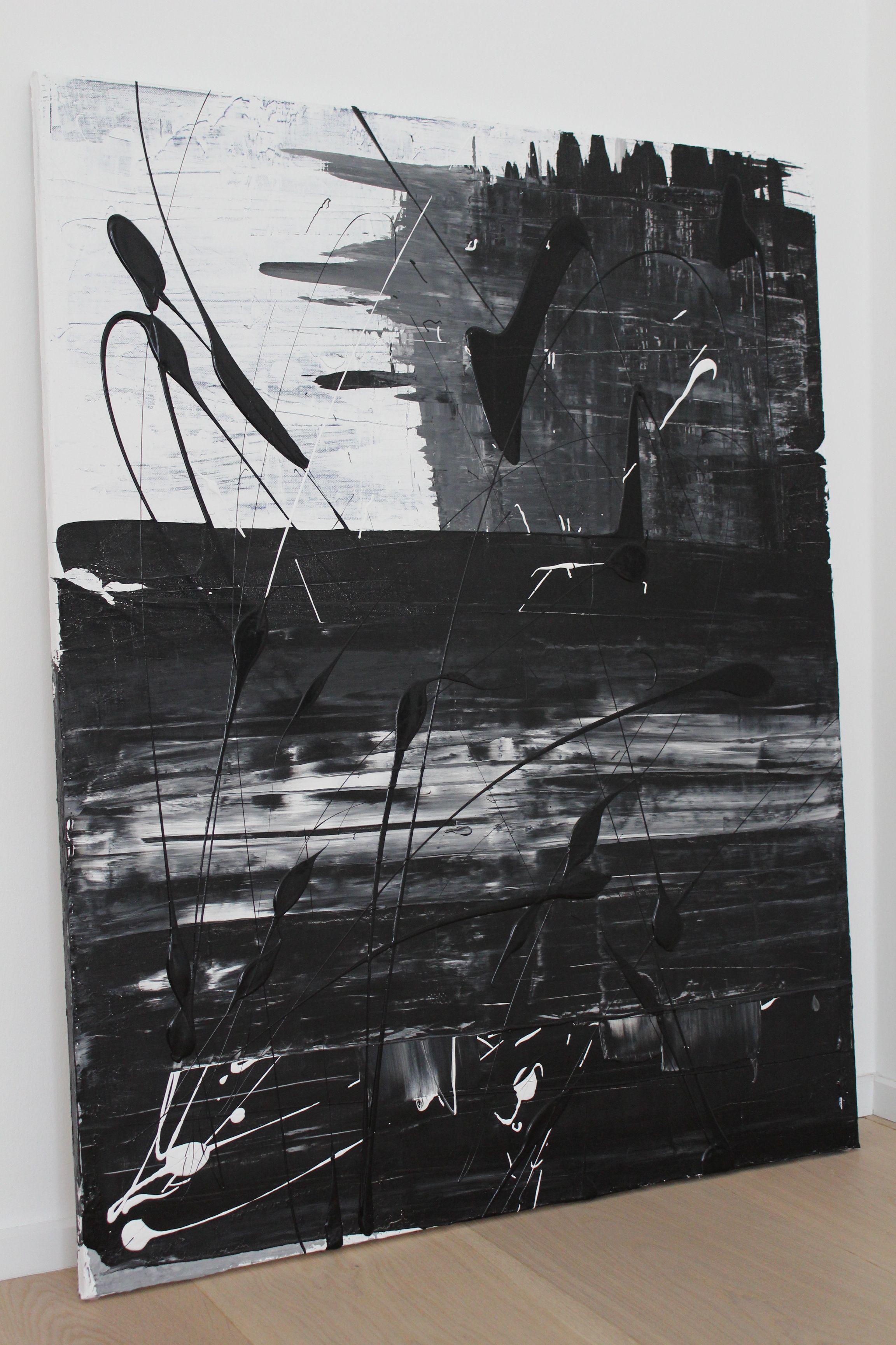 janina feis acryl auf leinwand acrylmalerei abstrakt abstrakte moderne bilder