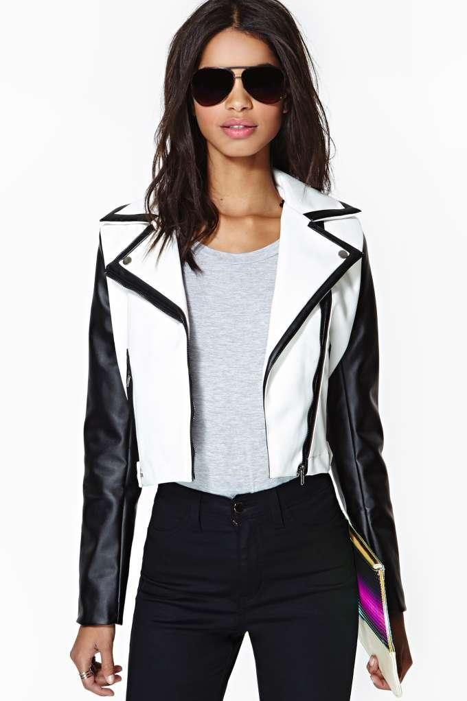 Dual Personality Moto Jacket | Fashion clothes women ...
