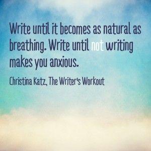 Christina Katz Inspirational Quotes