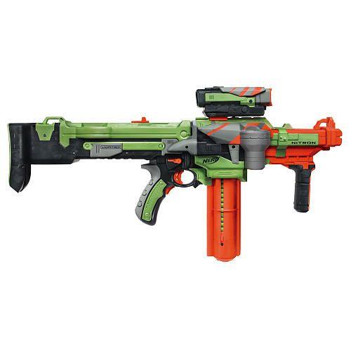NERF N-Strike Elite Sonic Ice Series - Centurion Blaster