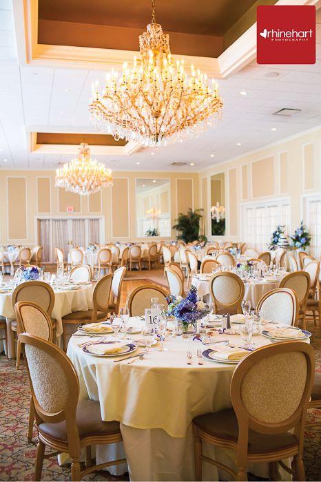 Bath And Tennis Club Spring Lake New Jersey Venue Nautical Wedding Theme