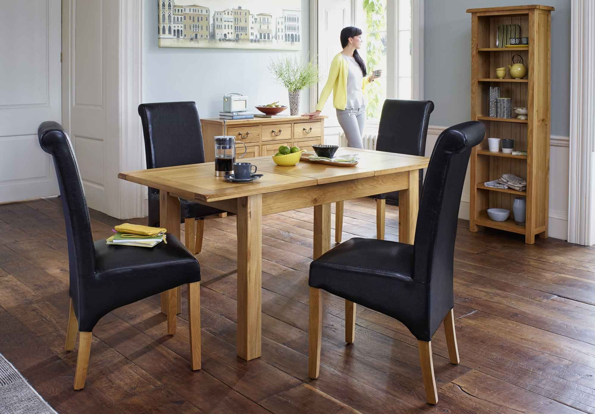 Dining Table And 4 Chairs Arlington Room Furniture At Village