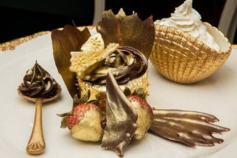 The golden phoenix worlds most expensive dessert 1010 recipes forumfinder Images