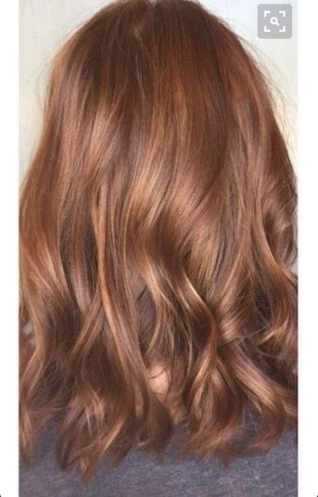 Caramel Color With Highlights Hair Pinterest Hair Hair