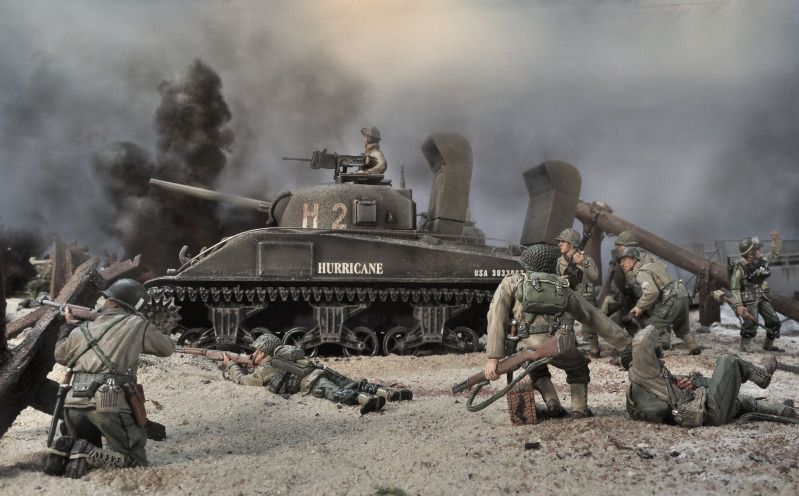 Tanks Military Diorama Military Modelling Diorama
