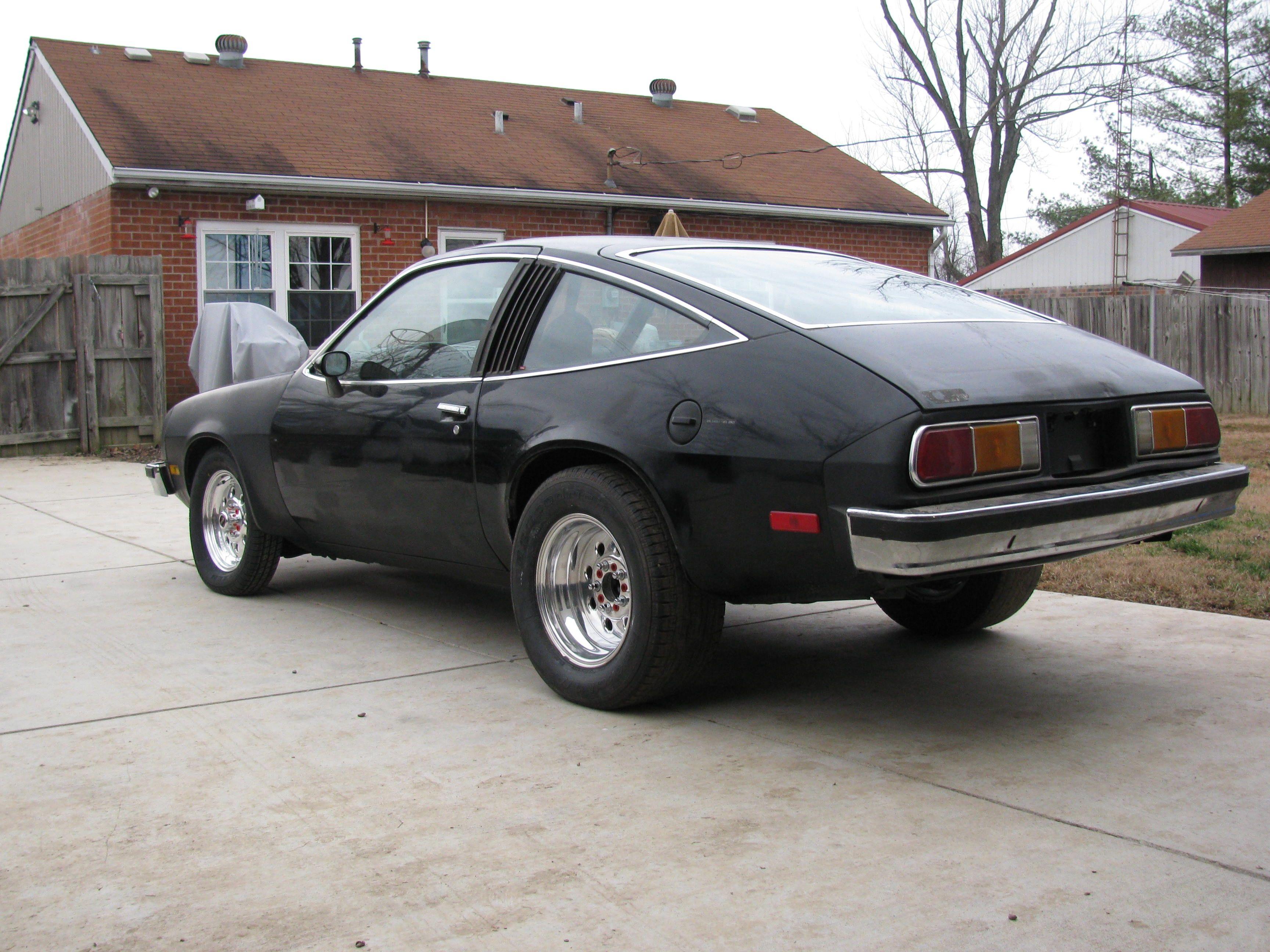 Chevrolet Monza 1980 Bigjay897 1980 Chevrolet Monza 10772901