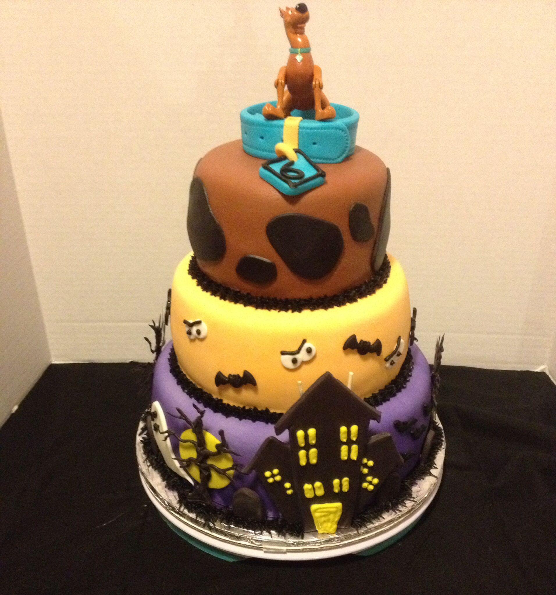 Scooby doo birthday cake Cakes I ve Made Pinterest