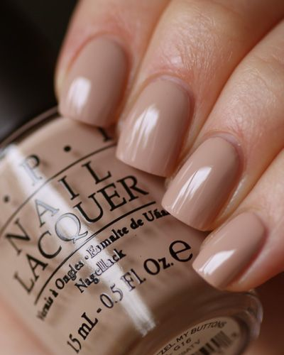 OPI Germany: Dont Pretzel My Buttons. Got This Color! I