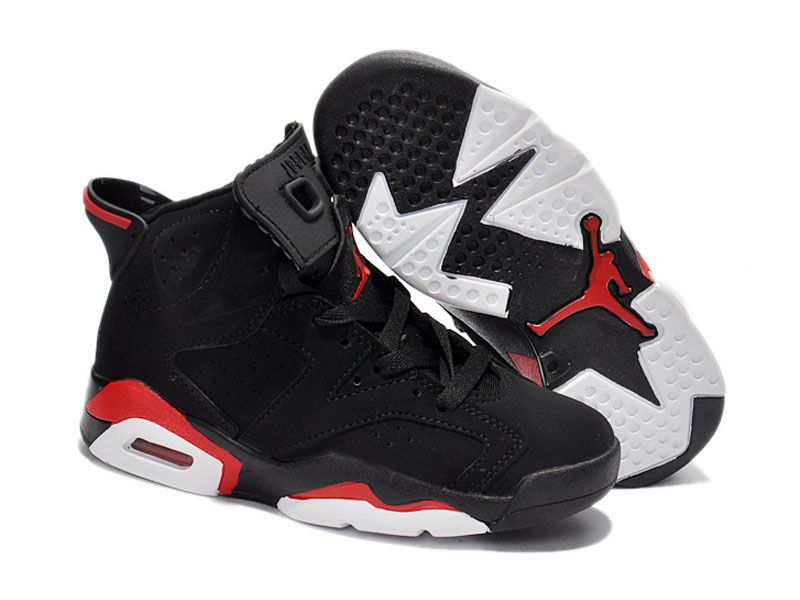 newest f6b62 ef1f6 jordon shoes boys 2014 | air-jordan-6-vi-retro-ps-2014--chaussures-jordan -pour-enfant-fille .