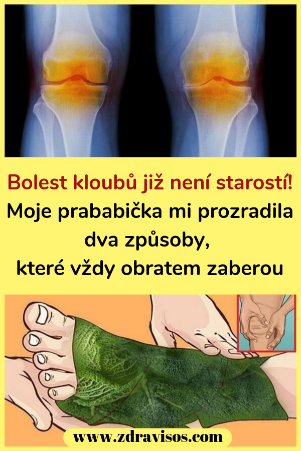 Bolest svalů a kloubů bylinky