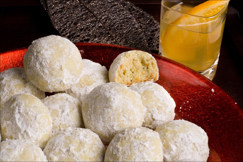 Archway holiday wedding cake cookies recipe Good food