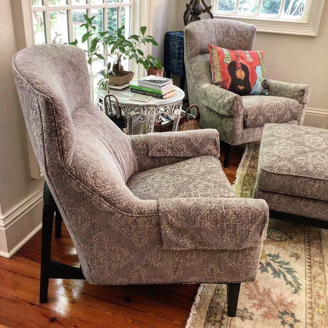 Cr Laine Chairs Franz Scottsdale Dusk Fabric Furniture
