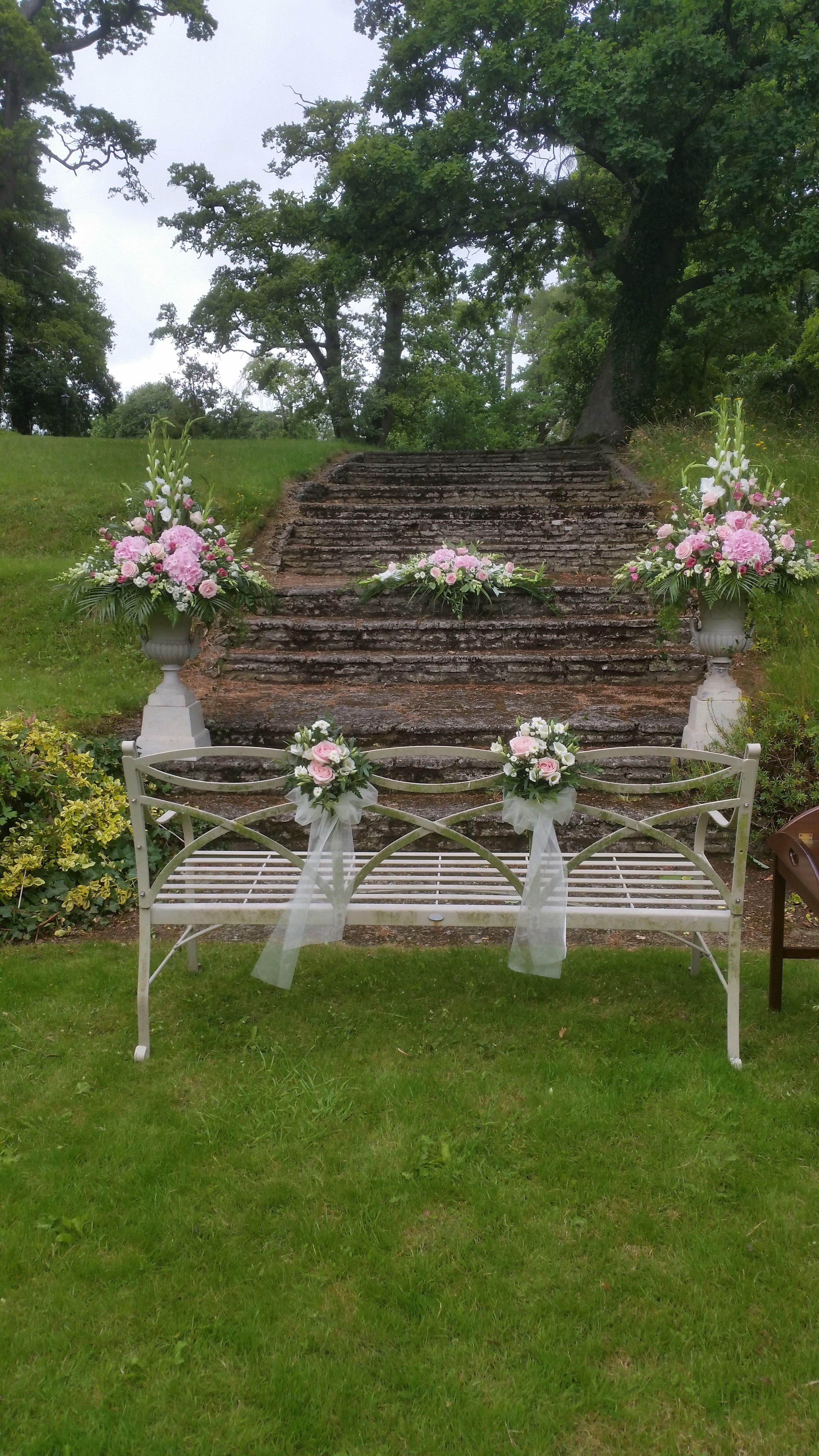 Outdoor Civil Ceremony At Mount Juliet Estate, Kilkenny