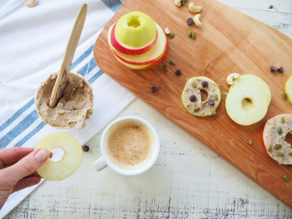 7 Health Benefits of Coffee plus a Coffee Cashew Butter