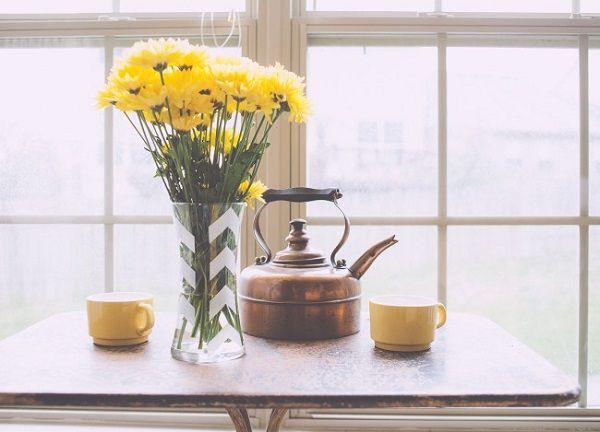 Originelle DIY Vasen - perfekt für einen schönen Blumenstrauß - #Selbermachen