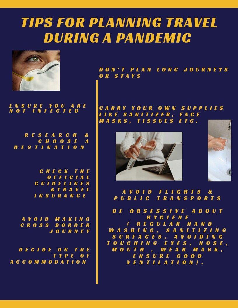Pin On Pandemic Travel Tips