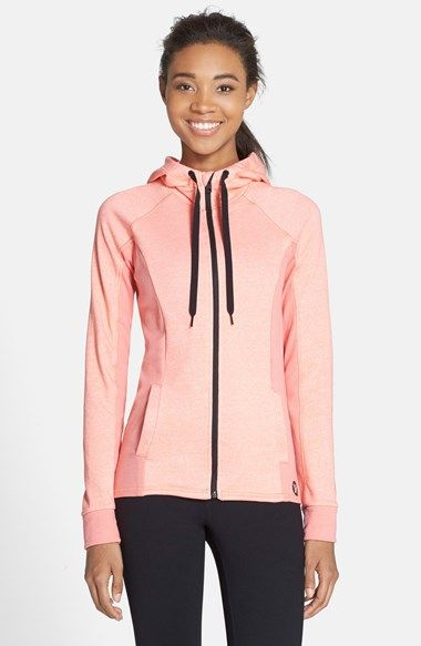 Hurley Dri-FIT Slim Fit Fleece Hoodie available at #Nordstrom