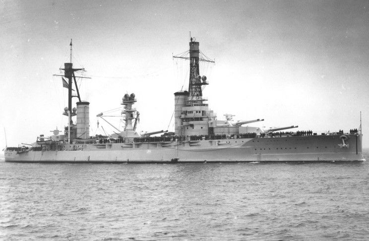 Argentine battleship Moreno
