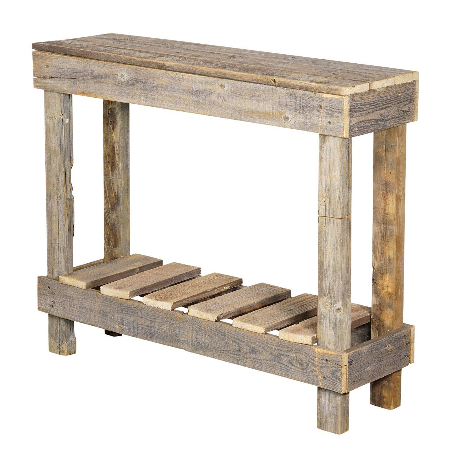 Pin On Farmhouse Console Tables